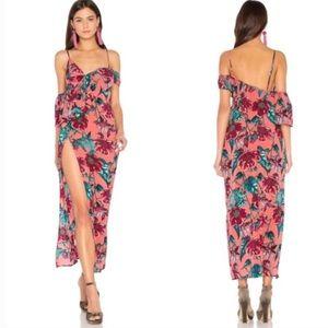 For Love And Lemons Flamenco Dress
